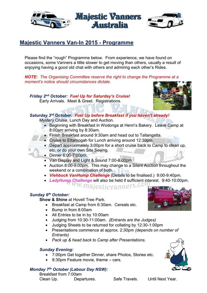 Majestic Vanners Newsletter Issue No.6 August 2015 17_zpsmola7ttm