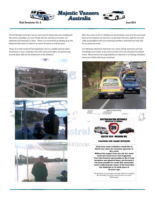 Majestic Vanners Newsletter No.3 June 2014 MVNewsletterNo3-p18_zps17d786ac