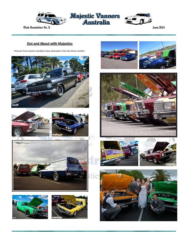 Majestic Vanners Newsletter No.3 June 2014 MVNewsletterNo3-p20_zps1c3d6853