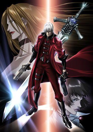 Imagenes de anime Devilmaycry