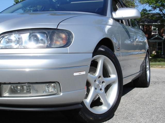 BBS Moda R1 Wheels... DSC03085
