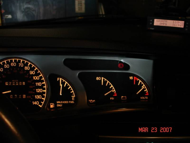 Scan Gauge.  Install Pictures and INFO DSC08582
