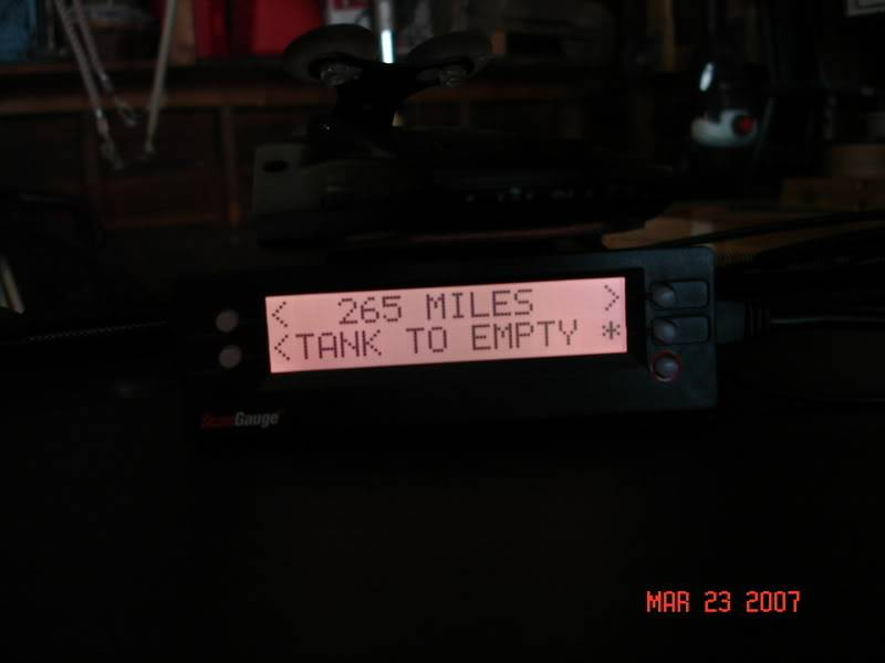 Scan Gauge.  Install Pictures and INFO DSC08587