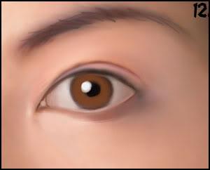 [P&D] Como pintar olhos realistas 12