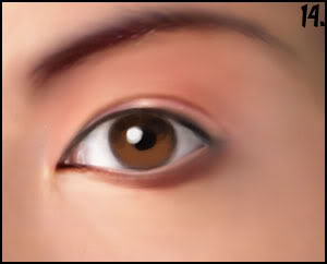 [P&D] Como pintar olhos realistas 14