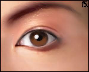 [P&D] Como pintar olhos realistas 15
