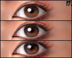 [P&D] Como pintar olhos realistas 17