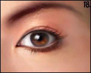 [P&D] Como pintar olhos realistas 18