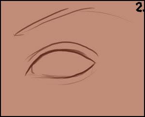 [P&D] Como pintar olhos realistas 2