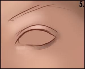 [P&D] Como pintar olhos realistas 5