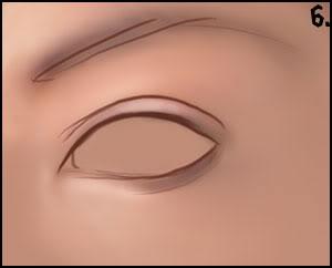 [P&D] Como pintar olhos realistas 6