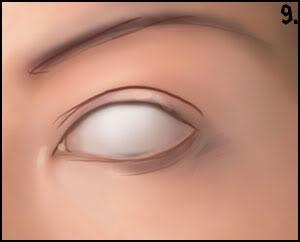 [P&D] Como pintar olhos realistas 9