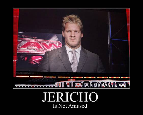 OFFICIAL Parody/Comedy Picture thread - Page 2 JERICHOIsNotAmused