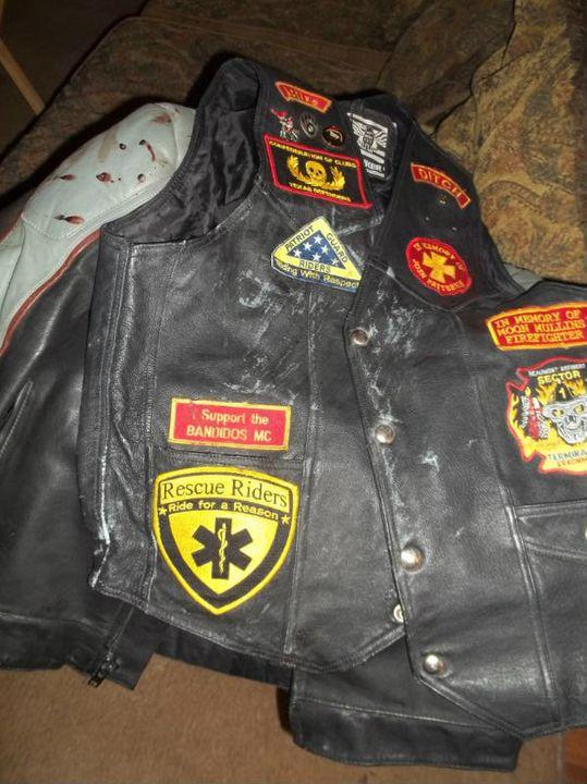 My poor old Harley Harleywreck005
