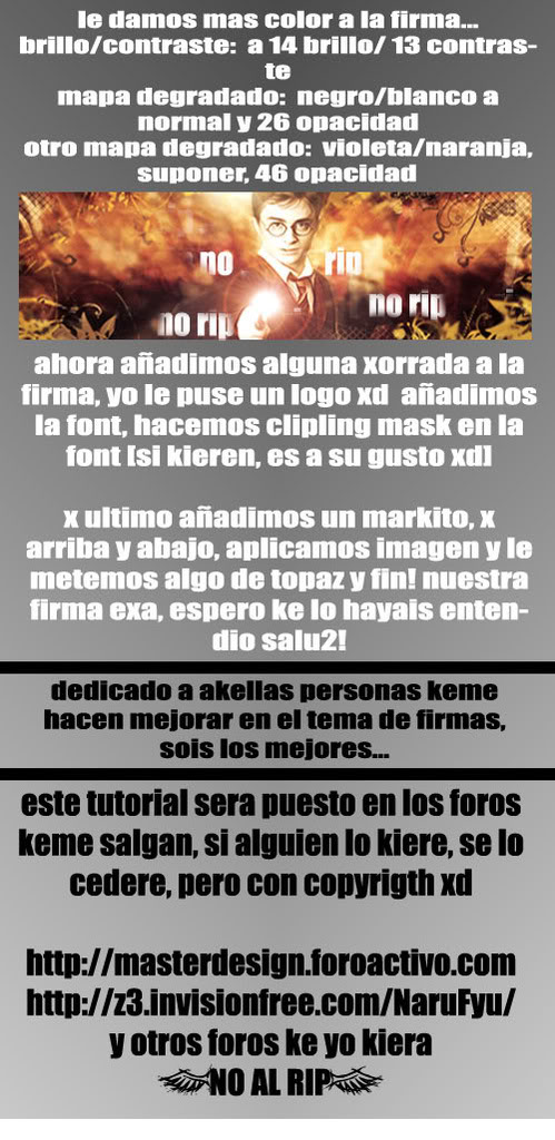 Tutorial Harry Potter Intentodetutoxdparte4