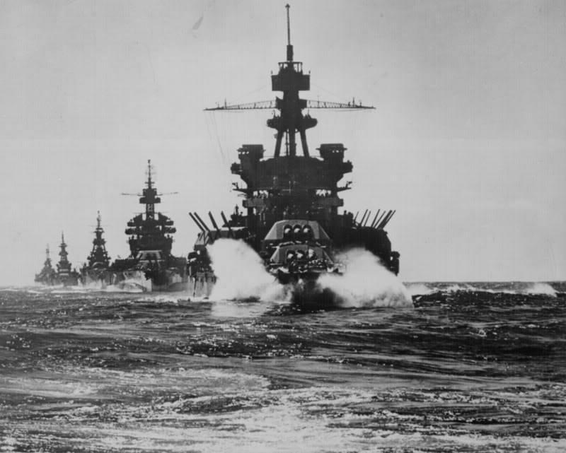 Segunda Guerra Mundial - Página 2 Battleshipsusnavyww2