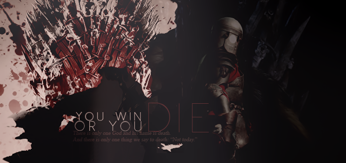 You Win Or You Die (Afiliación Élite) - CONFIRMACIÓN Cabeceraroja