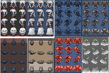 [VX/Ace] Recursos Varios Monsters01