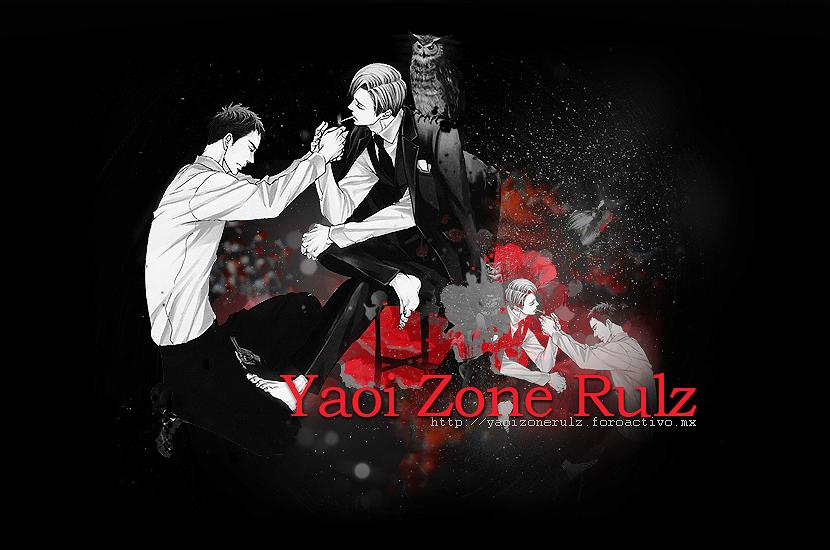 Yaoi Zone Rulz  BannerYoneda