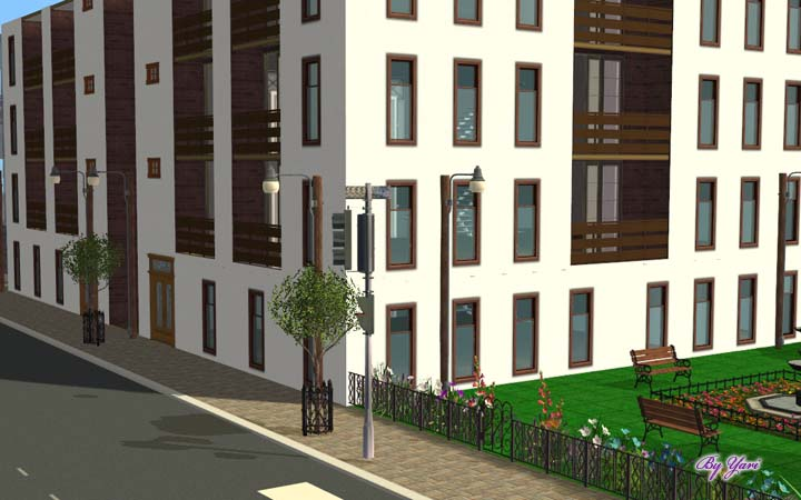 Barrio & Edificios 01