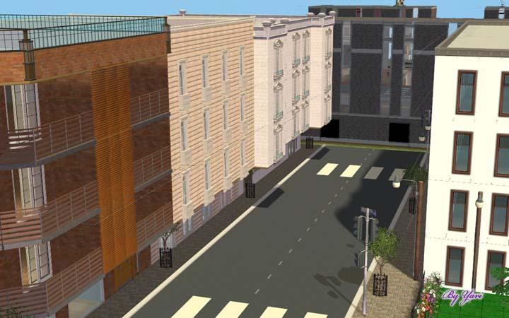 Barrio & Edificios 02