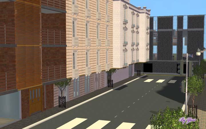 Barrio & Edificios 03