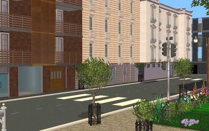 Barrio & Edificios 04