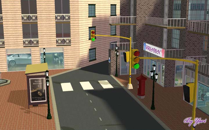 Barrio & Edificios ScreenShot118