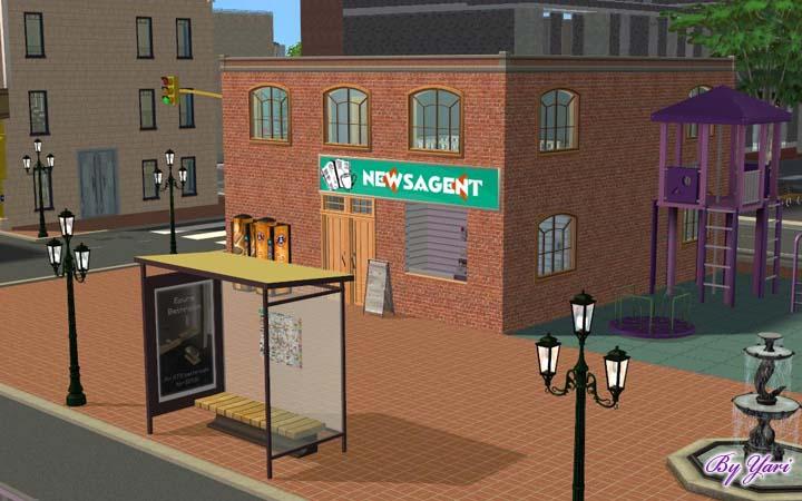 Barrio & Edificios ScreenShot119