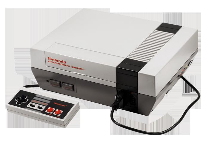 LOS 10 MEJORES JUEGOS DE NES NES-Console-Set