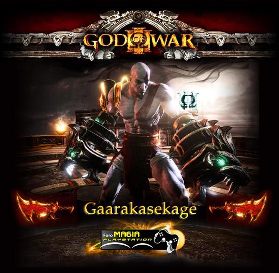 GOD OF WAR 3 - PLATINO EN EL CAOS POSTERGAARA