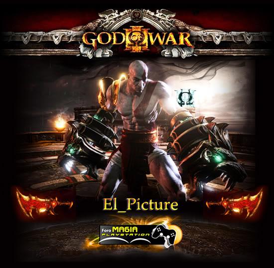 GOD OF WAR 3 - PLATINO EN EL CAOS POSTERPICTURE