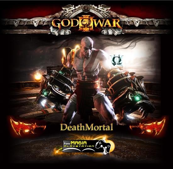 GOD OF WAR 3 - PLATINO EN EL CAOS Deathmortalgow3