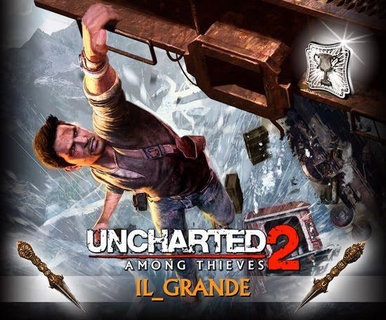 UNCHARTED 2 - EXPLORADOR DE PLATINO Ilgrande