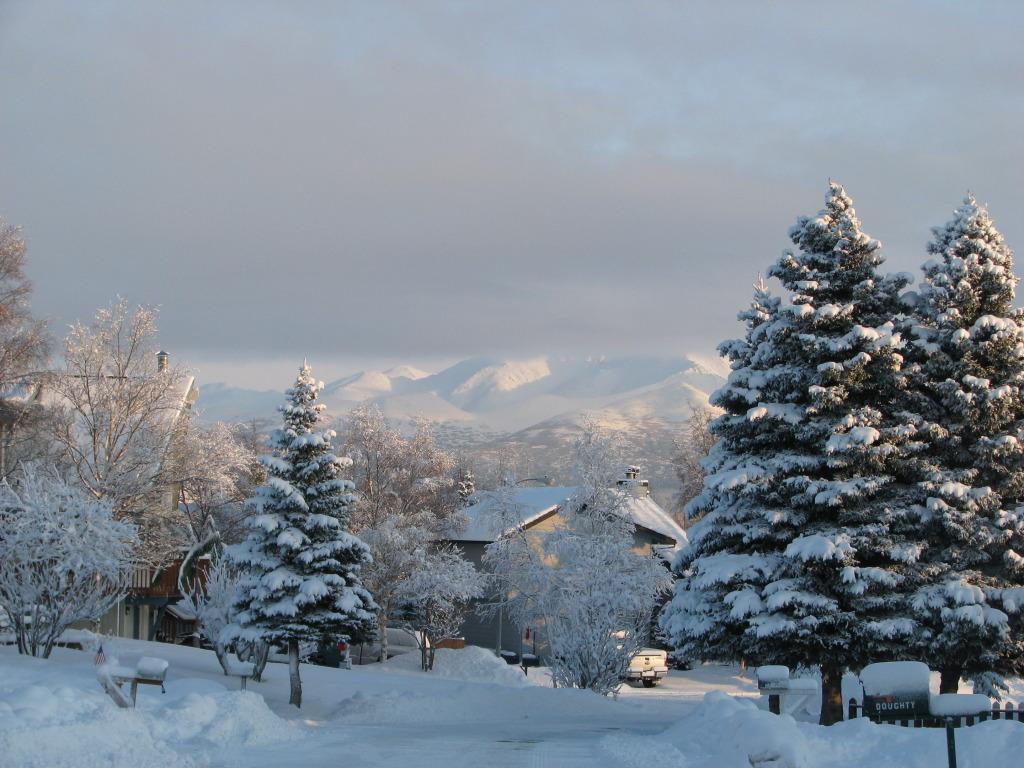Почти край земли... Аляска Fromoldtimes10325