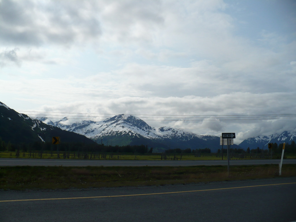 Почти край земли... Аляска Fromoldtimes619