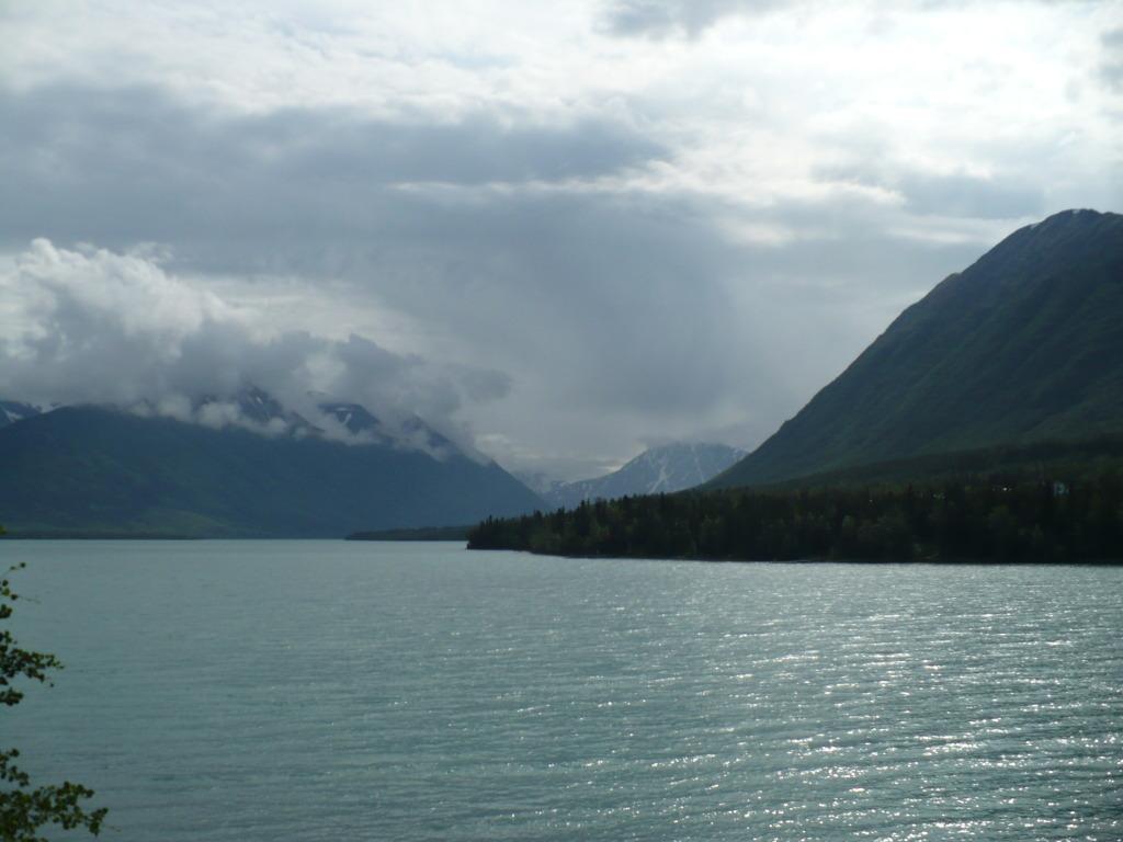 Почти край земли... Аляска Fromoldtimes634