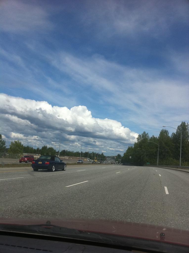 Почти край земли... Аляска Iphone158