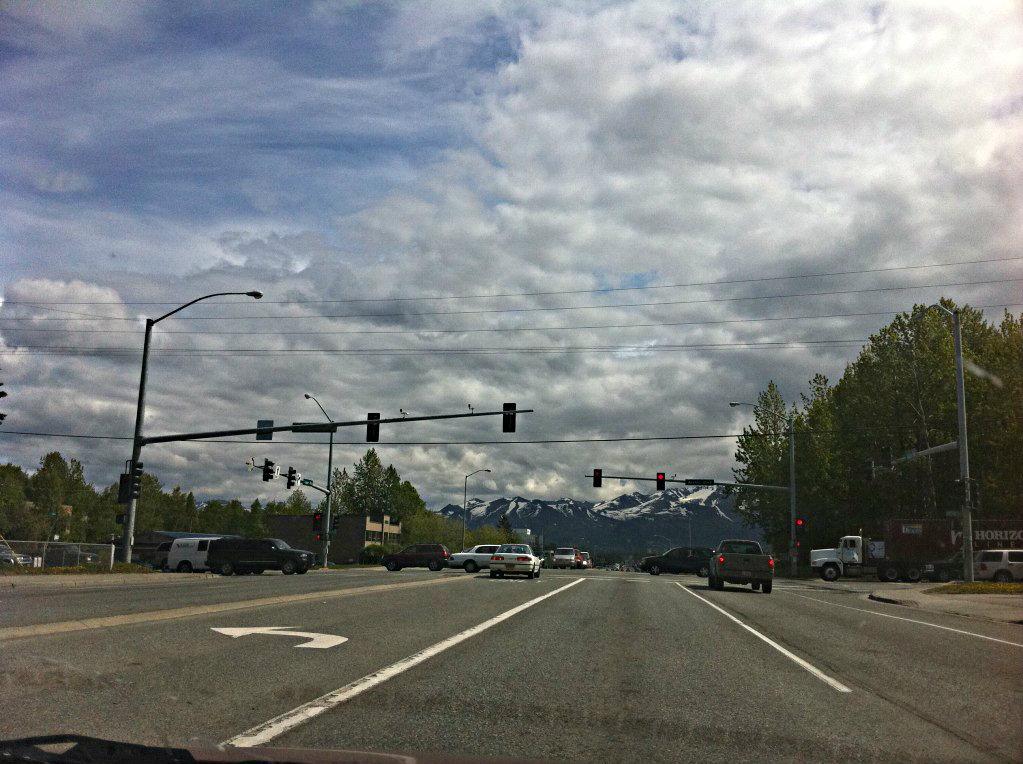 Почти край земли... Аляска Iphone167-1