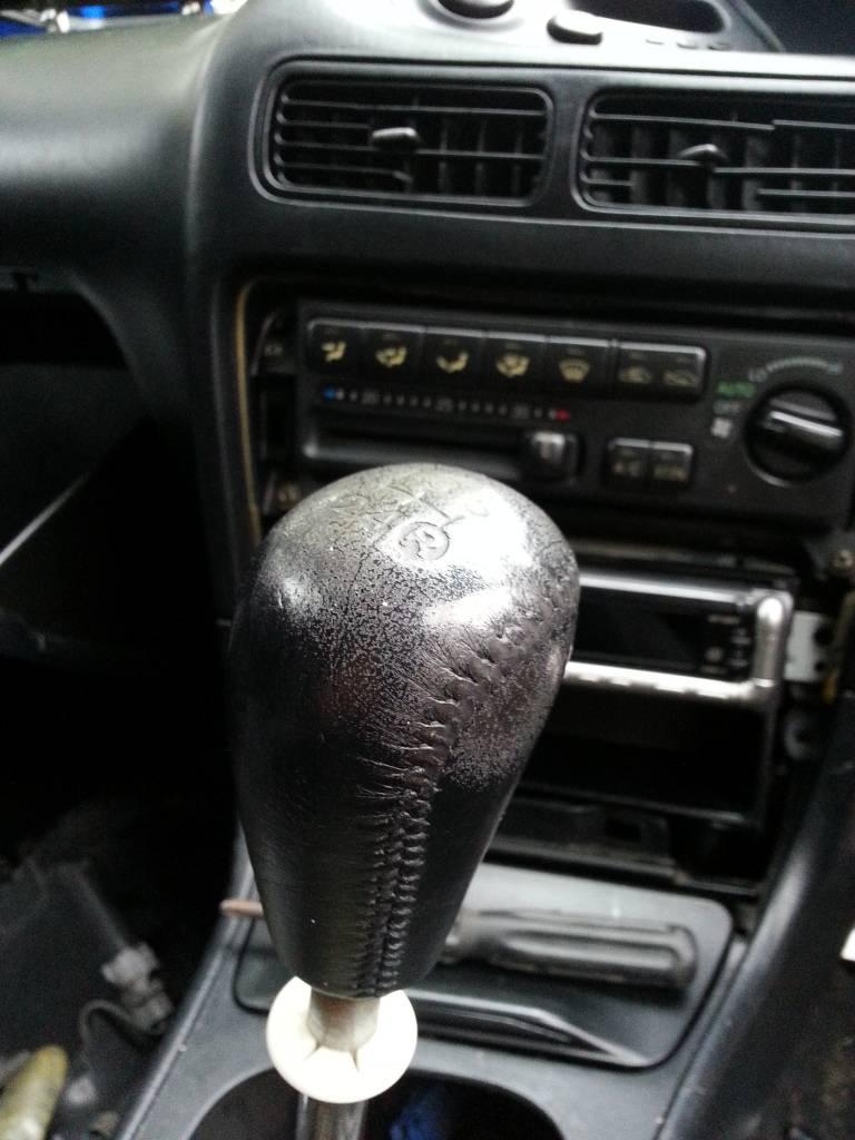 BREAKING:  1995 Toyota Levin GT Apex 4A-GE 20v Silvertop  20121031_095317