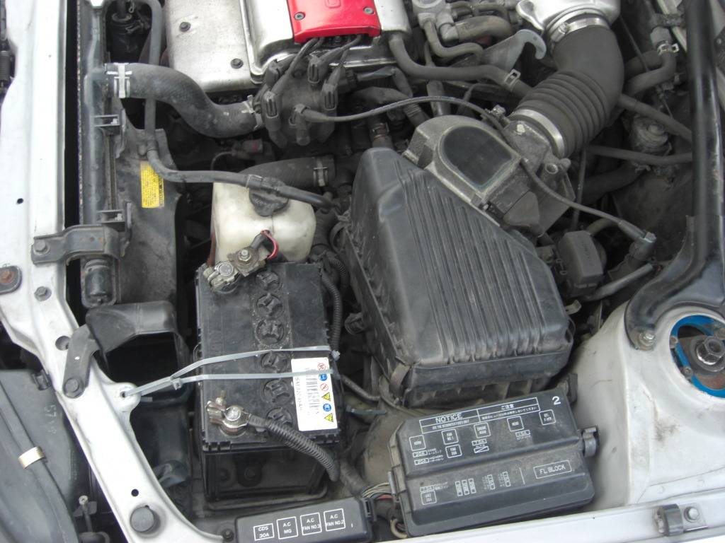 BREAKING:  1995 Toyota Levin GT Apex 4A-GE 20v Silvertop  CIMG0392