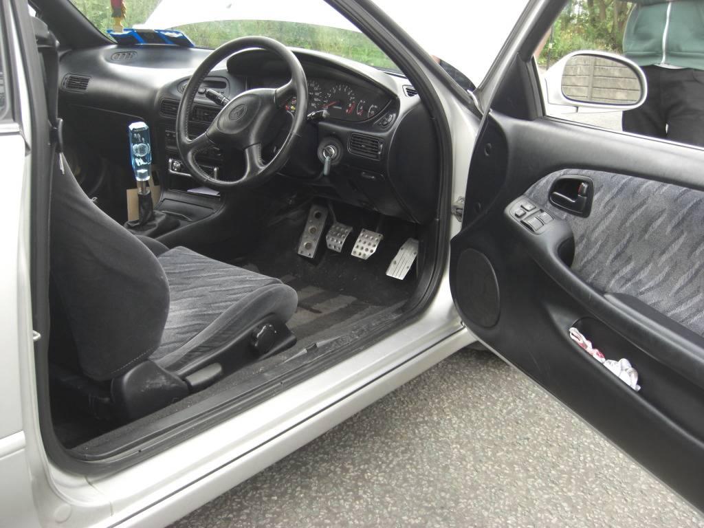 BREAKING:  1995 Toyota Levin GT Apex 4A-GE 20v Silvertop  CIMG0393-1