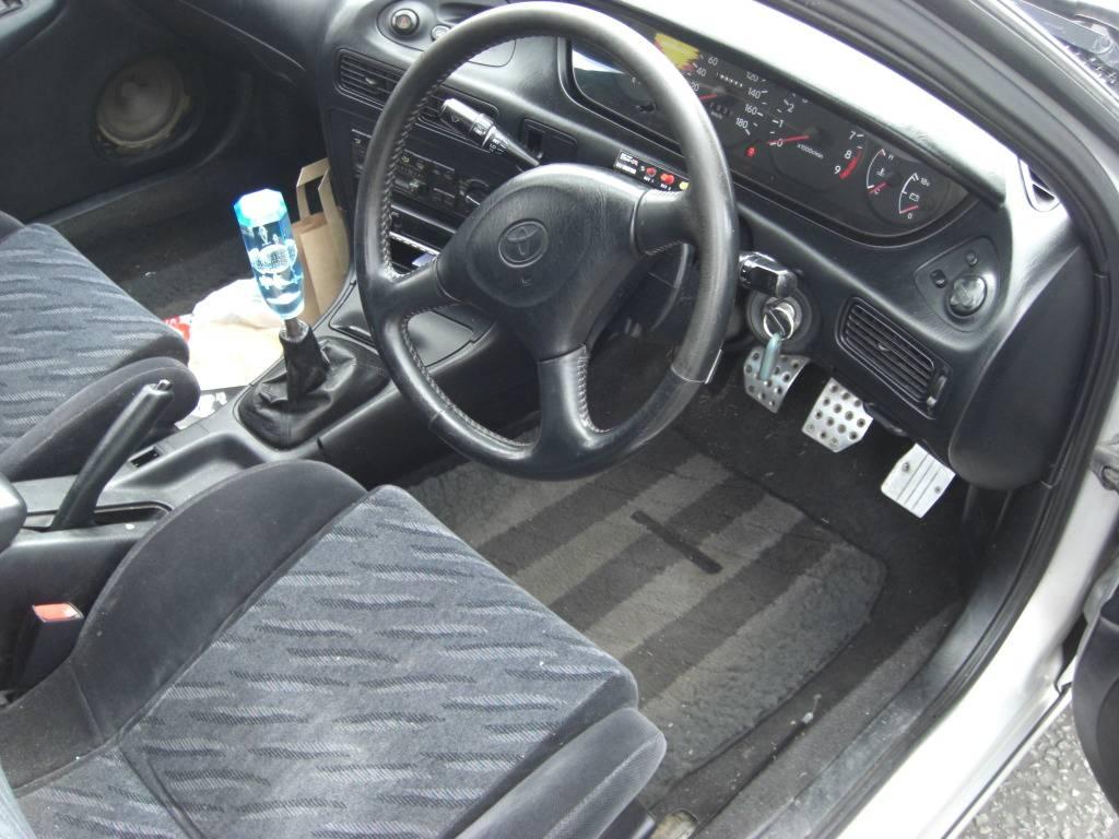 BREAKING:  1995 Toyota Levin GT Apex 4A-GE 20v Silvertop  CIMG0416-1