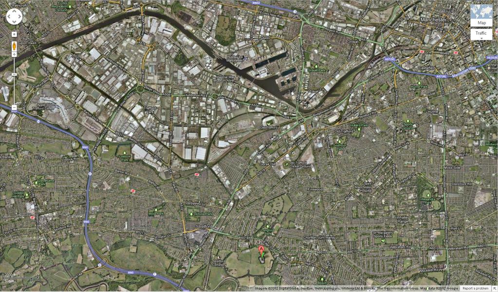 Manchester Meet : Sunday, 21st October 2012 : 12:30PM M328QD1