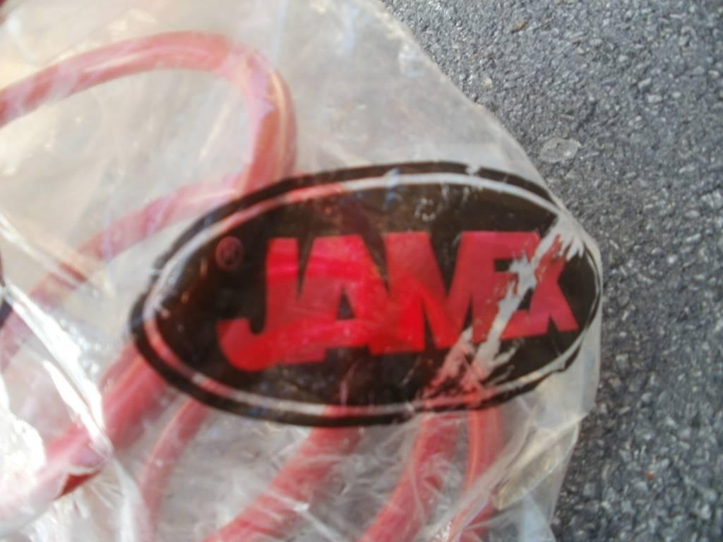 Brand new Jamex 35mm springs corolla PA140051