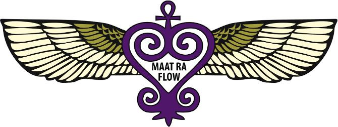 How has everyone been doing lately ? - Page 30 MaatRaFlow_Logo_Final