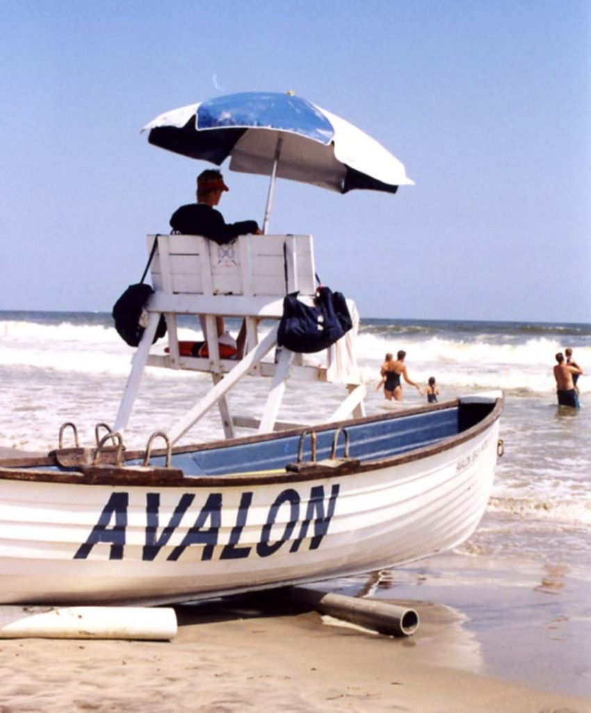 Vote for the Mists of Avalon - Page 2 AvalonRescueBoatWithLifeGuardStand-1