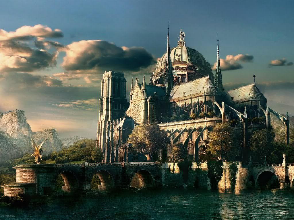 ABLE TO LOVE!!! - !SCHOOL - NEW OLD ALL!!! - RUN 2NE!!! - Page 19 3d-castle-wallpaper_1024x768_13240