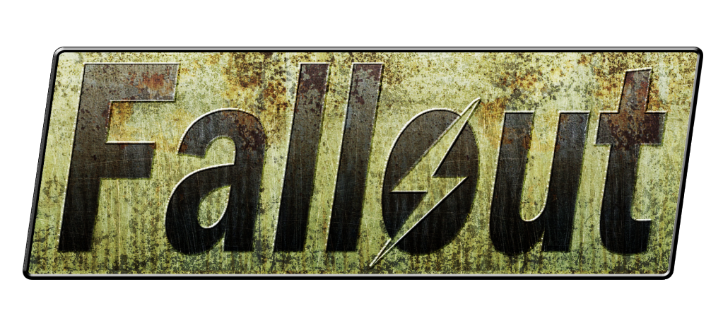 ABLE TO LOVE!!! - !SCHOOL - NEW OLD ALL!!! - RUN 2NE!!! - Page 19 HD_Fallout_Logo_by_BadArtKyle