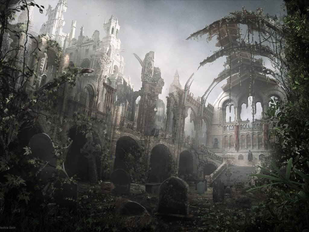 ABLE TO LOVE!!! - !SCHOOL - NEW OLD ALL!!! - RUN 2NE!!! - Page 19 Damaged-ancient-castle_1024x768_13244